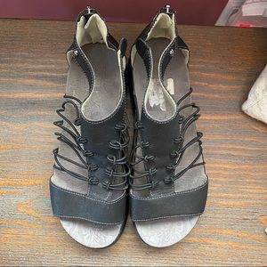 JBU by Jambu vegan sport sandals